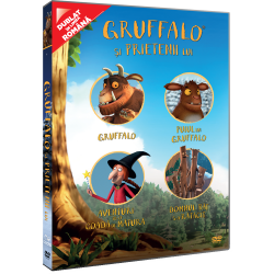 Gruffalo si prietenii lui / Gruffalo and His Friends - DVD