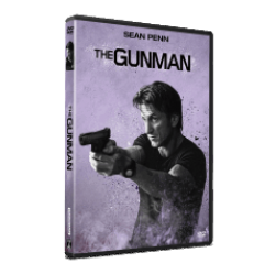 Gunman: Pe viaţă şi pe moarte / The Gunman (Character Cover Collection) - DVD