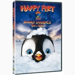 MUMBLE DANSEAZĂ DIN NOU / HAPPY FEET 2 - DVD