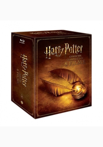 Harry Potter - Colectia completa (Blu Ray Disc) / Harry Potter - Complete Collection