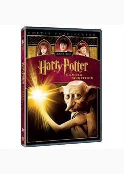 HARRY POTTER2 1Disc - CAMERA SECRETELOR / HARRY POTTER AND THE CHAMBERS OF SECRETS - DVD