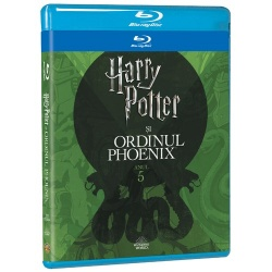 HARRY POTTER 5  - ORDINUL PHOENIX Ediţie Iconică / HARRY POTTER AND THE ORDER OF THE PHOENIX  Iconic Edition - BD
