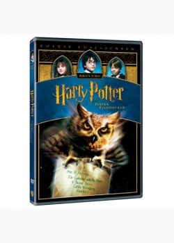 HARRY POTTER1 1Disc - PIATRA FILOZOFALĂ / HARRY POTTER AND THE PHILOSOPHER - DVD