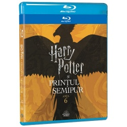HARRY POTTER 6 - PRINŢUL SEMIPUR Ediţie Iconică / HARRY POTTER AND THE HALF-BLOOD PRINCE  Iconic Edition - BD