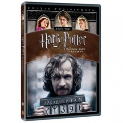 HARRY POTTER3 1Disc - PRIZONIERUL DIN AZKABAN / HARRY POTTER AND THE PRISONER OF AZKABAN - DVD