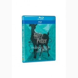 HARRY POTTER 7.1 - TALISMANELE MORŢII Partea 1 Ediţie Iconică / HARRY POTTER AND THE DEATHLY HALLOWS Part 1  Iconic Edition - BD