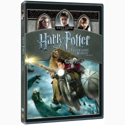 HARRY POTTER7 1Disc - TALISMANELE MORŢII Partea 1 / HARRY POTTER AND THE DEATHLY HALLOWS Part 1 - DVD