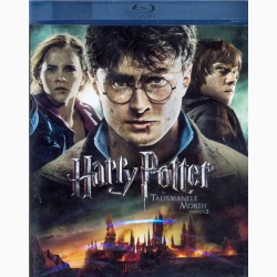 HARRY POTTER7 1Disc - TALISMANELE MORŢII Partea 2 / HARRY POTTER AND THE DEATHLY HALLOWS Part 2 - BD