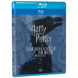 HARRY POTTER 7.2 - TALISMANELE MORŢII Partea 2 Ediţie Iconică / HARRY POTTER AND THE DEATHLY HALLOWS Part 2  Iconic Edition - BD