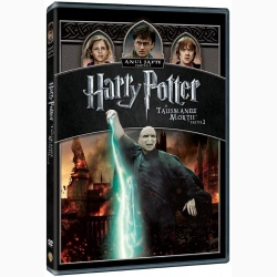 HARRY POTTER7 1Disc - TALISMANELE MORŢII Partea 2 / HARRY POTTER AND THE DEATHLY HALLOWS Part 2 - DVD