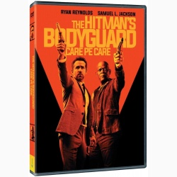 HITMAN'S BODYGUARD: CARE PE CARE / HITMAN'S BODYGUARD - DVD