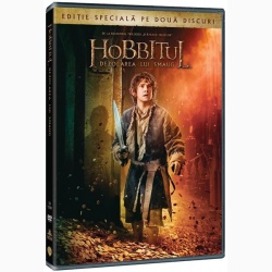 HOBBITUL 2: DEZOLAREA LUI SMAUG / HOBBIT 2, THE- THE DESOLATION OF SMAUG (2disc) - DVD