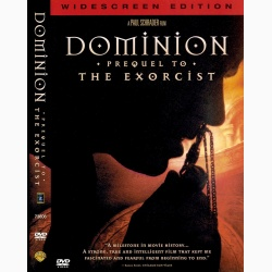 EXORCISTUL-IMPĂRĂȚIA - PROLOG LA EXORCISTUL / DOMINION- PREQUEL TO THE EXORCIST - DVD