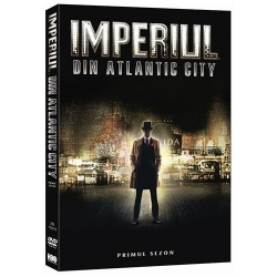IMPERIUL DIN ATLANTIC CITY Sezonul 1 / BOARDWALK EMPIRE Season 1 (5disc) - TV Series