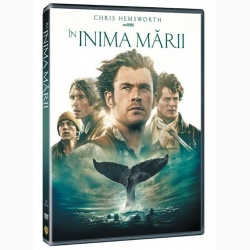 ÎN INIMA MĂRII / IN THE HEART OF THE SEA - DVD