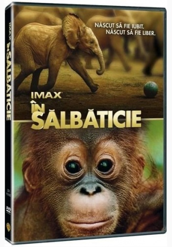 In salbaticie 3D (Blu Ray Disc) / Born to Be Wild