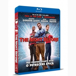 Înainte de Crăciun / The Night Before - BLU-RAY