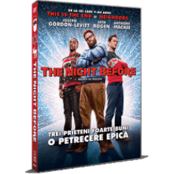 Înainte de Crăciun / The Night Before - DVD
