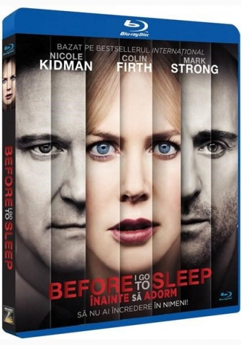 Înainte să adorm / Before I Go To Sleep - BLU-RAY