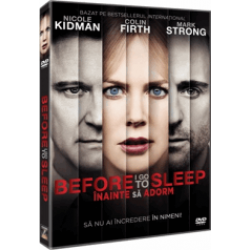 Înainte să adorm / Before I Go To Sleep - DVD