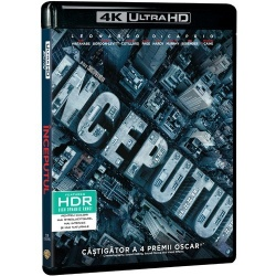 Inceputul 4K UHD (Blu Ray Disc) / Inception