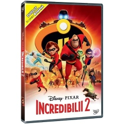 INCREDIBILII 2 o-ring / THE INCREDIBLES 2 o-ring - DVD