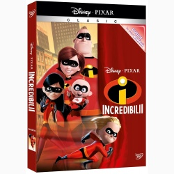 INCREDIBILII - Pixar Clasic o-ring / INCREDIBLES - PIXAR CLASIC O-RING - DVD