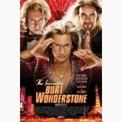 INCREDIBILUL BURT WONDERSTONE / INCREDIBLE BURT WONDERSTONE, THE - DVD