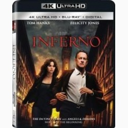 Inferno - BD 2 discuri (4K Ultra HD + Blu-ray)