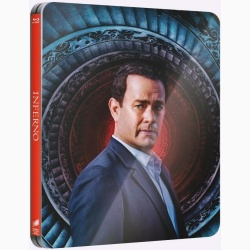 Inferno - BLU-RAY (Steelbook)