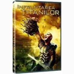 ÎNFRUNTAREA TITANILOR / CLASH OF THE TITANS - DVD
