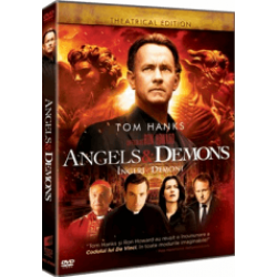 Îngeri şi Demoni / Angels & Demons - DVD