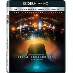 Intalnire de Gradul Trei / Close Encounters of the Third Kind - BD 2 discuri (4K Ultra HD + Blu-ray)