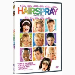 Intrigi de culise / Hairspray DVD