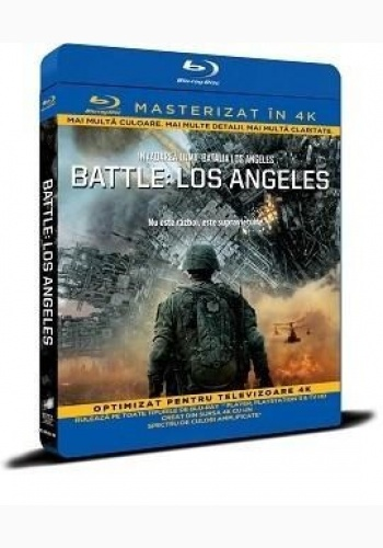 Invadarea Lumii: Bătălia Los Angeles / Battle Los Angeles - BLU-RAY