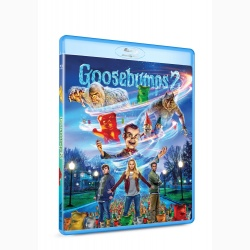Goosebumps 2 - BLU-RAY