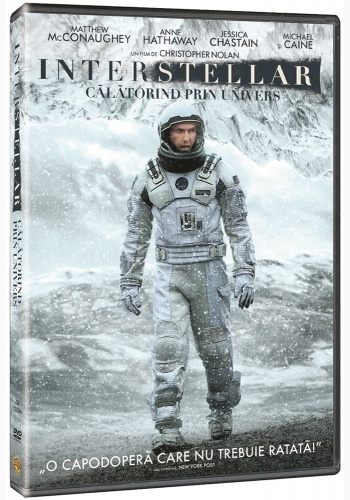Interstellar: Calatorind Prin Univers
