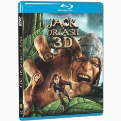 JACK ŞI URIAŞII 3D / JACK THE GIANT SLAYER 3D - 3D