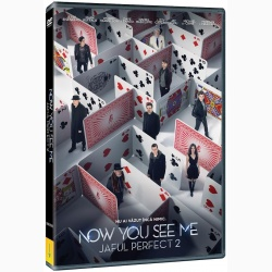 JAFUL PERFECT 2  / NOW YOU SEE ME: THE SECOND ACT - DVD