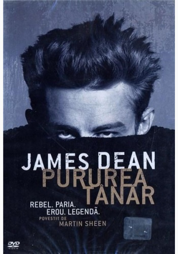 JAMES DEAN: PURUREA TÂNĂR / JAMES DEAN: FOREVER YOUNG - DVD