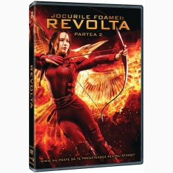 JOCURILE FOAMEI 3: REVOLTA Partea 2 / HUNGER GAMES, THE: MOCKINGJAY Part 2 - DVD