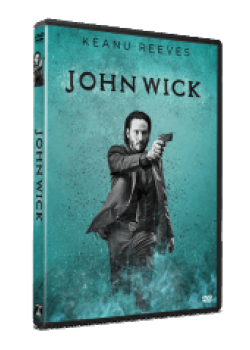 John Wick (Character Cover Collection) - DVD