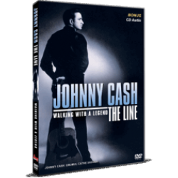 Johnny Cash: Drumul către succes / Johnny Cash: Walking with a Legend - DVD