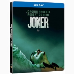 Joker (Blu-ray Disc - Steelbook)