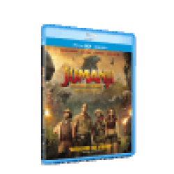 Jumanji: Aventura în junglă / Jumanji: Welcome to the Jungle - BLU-RAY 3D + 2D