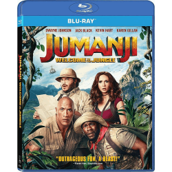Jumanji: Aventura în junglă / Jumanji: Welcome to the Jungle - BLU-RAY