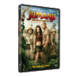 Jumanji: Aventura în junglă / Jumanji: Welcome to the Jungle - DVD