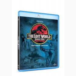 Jurassic Park 2: Lumea Dispărută / The Lost World: Jurassic Park - BLU-RAY