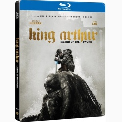 King Arthur - Legenda sabiei 3D Steelbook(Blu Ray Disc) / King Arthur - Legend of the Sword