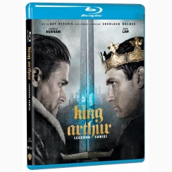 KING ARTHUR: LEGENDA SABIEI / KING ARTHUR: LEGEND OF THE SWORD - BD